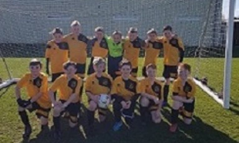 Norton & Stockton Ancients U12 Ambers