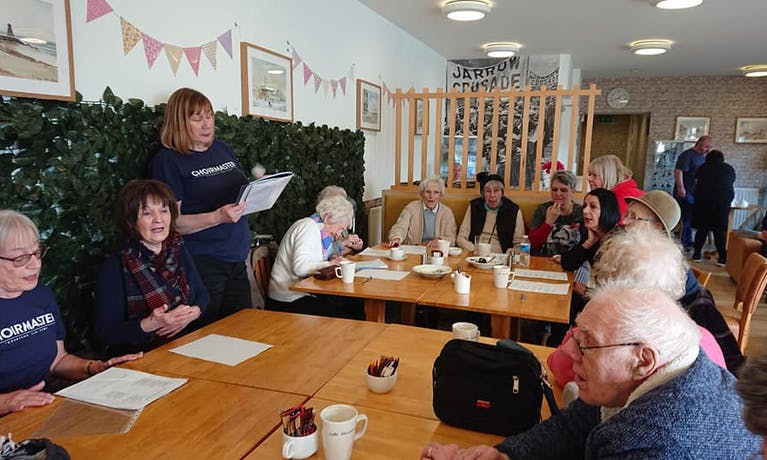 Age Concern Tyneside South (ACTS)