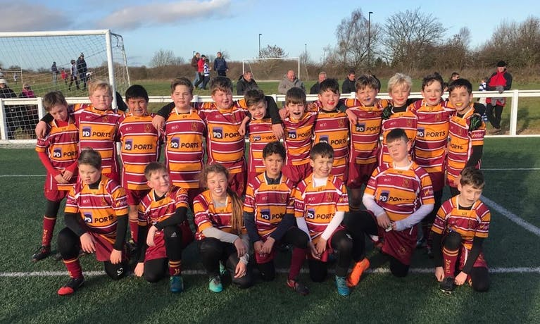 MIDDLESBROUGH RUFC U12's