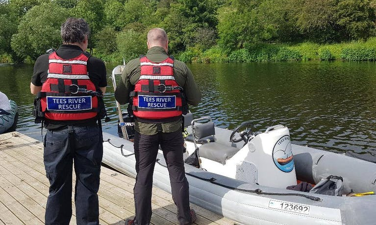 Tees River Rescue