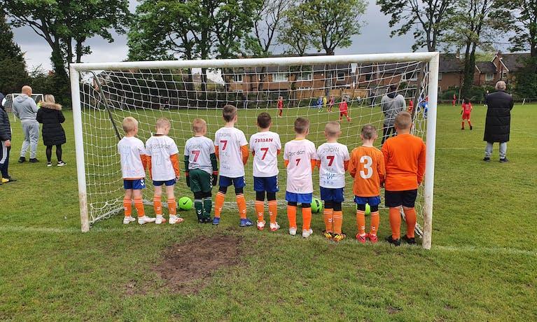 Dave saunders football academy