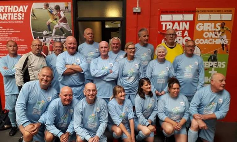 Tees Valley Walking Football Club