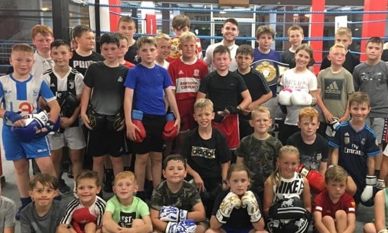 Billingham Boxing Club